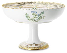 RC #1141428 Round Cake Dish on Foot 5 1/2 in.