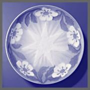 1898 B&G Roses & Star
