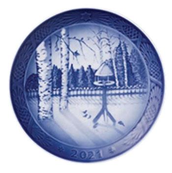 2021 RC Christmas Plate