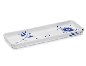 RC Blue Fluted MEGA Dish (14 in.) #1017345