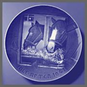 1941 B&G Horses