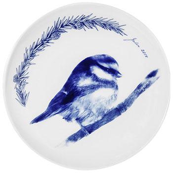 2018 Porsgrund Christmas Plate