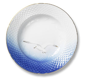 B&G Seagull #303615 Side Plate 6 in.