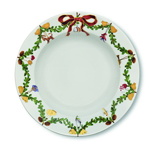 RC #1017453 Star Fluted Rim Soup Bowl, 6 3/4 in.