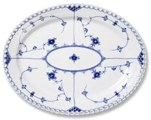 RC #1103372 Small Oval Buffet Platter 10 in.