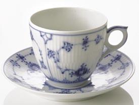 RC #1017173 Coffee Cup & Saucer 5 3/4 oz