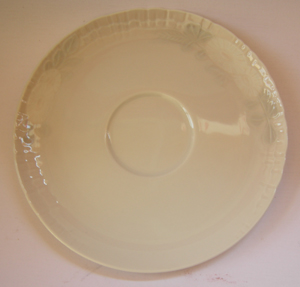 RC #72-10048 Rosa Saucer/ Side Plate 5 3/4 in.