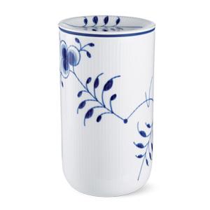 RC Blue Fluted MEGA Storage Jar, Large #1016887