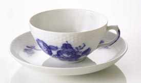 RC #1107083 Breakfast Cup & Saucer 9 1/4 oz