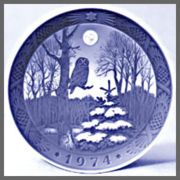 1974 RC Winter Twilight (Owl)