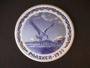 1931 B&G Storks Nesting