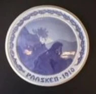 Bing & Grondahl Easter Plaques