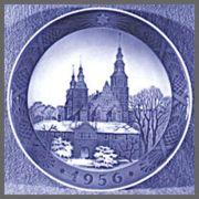 1956 RC Rosenborg Castle