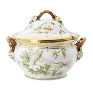 RC #1141187 Oval Covered Soup Tureen, Large
