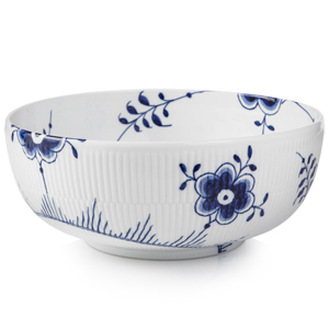 RC Blue Fluted MEGA Bowl (Large) #2381189