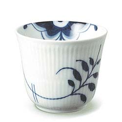 RC Blue Fluted MEGA Cup - Thermal (24 cl) #2381495