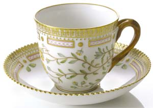 RC #1141059 Mocha Cup and Saucer 11 cl.