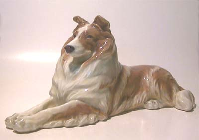 RC 1701 Collie Dog