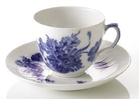 RC #1106071 Coffee Cup & Saucer 6 1/2 oz