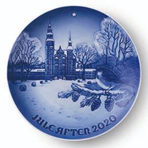 2020 Bing & Grondahl Christmas Plate