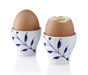 RC Blue Fluted MEGA Egg Cup 2-Pack #1017362