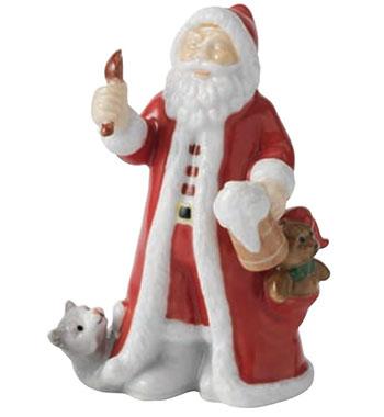Royal Copenhagen Annual Christmas Santa Figurine 2021
