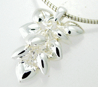 Josefine   Sterling Silver Necklace