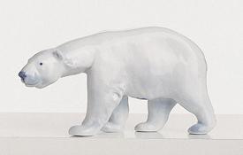 RC 1020053 Polar Bear, Walking