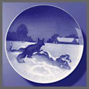 1929 B&G Fox Outside Farm