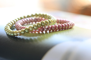 RC Inspired Collection, Flora Danica Pearl, Pink