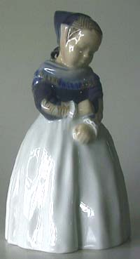 RC 1251 Amager Girl Standing