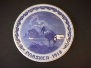 1918 B&G Stork Nesting