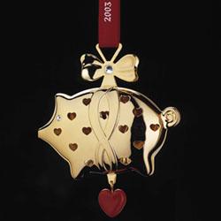 GJ 3410203 Christmas Ornament 2003, Ornament