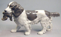 B&G 2061 Cocker Spaniel Dog w/Game