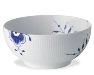 RC Blue Fluted MEGA Bowl (Medium) #1017354