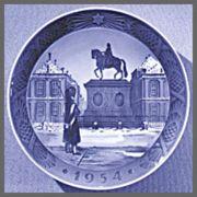 1954 RC Amilienborg Palace