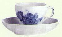 RC #1107068 Coffee Cup & Saucer 5 1/4 oz