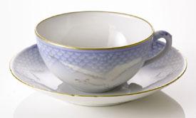 B&G Seagull #303077 Tea Cup & Saucer