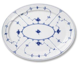 RC #1101626 Oval Plate 10 In.