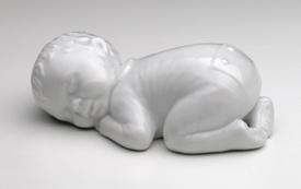 RC 1249030 Baby, Sleeping, White