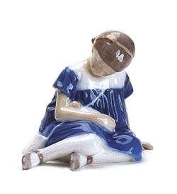 B&G 1526 Little Girl