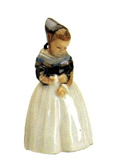 RC 1021093 Amager Girl, Standing
