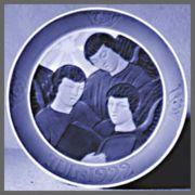 1922 RC Three Singing Angels