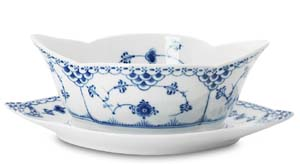 RC #1017216 Sauce Boat Fixed Stand 15 1/2 oz.