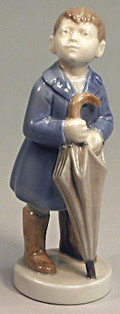 RC 4526 'April'- Boy with Umbrella
