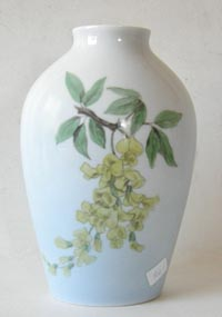 B&G Floral Vase (Yellow Flowers) 7 in.