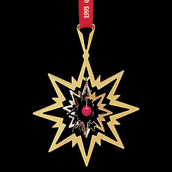 GJ 3410193 Christmas Ornament 1993, Star