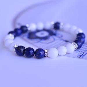 RC Inspired Collection, Blue Fluted MEGA 02