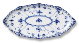 RC #1103349 Oval Accent Dish 9 3/4 in.