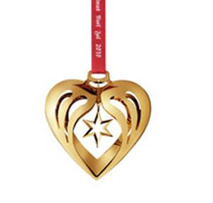 GJ 3410210 Christmas Ornament 2010, Heart
